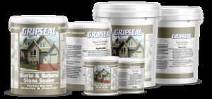 GripSeal Slasto Stone Sealer